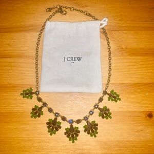 J.Crew Embellished necklace